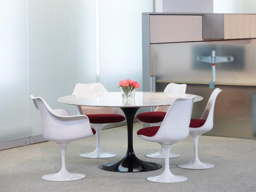 Tulip Stoel Knoll : Стул tulip chair Купить в интернет магазине «Компьютерные кресла